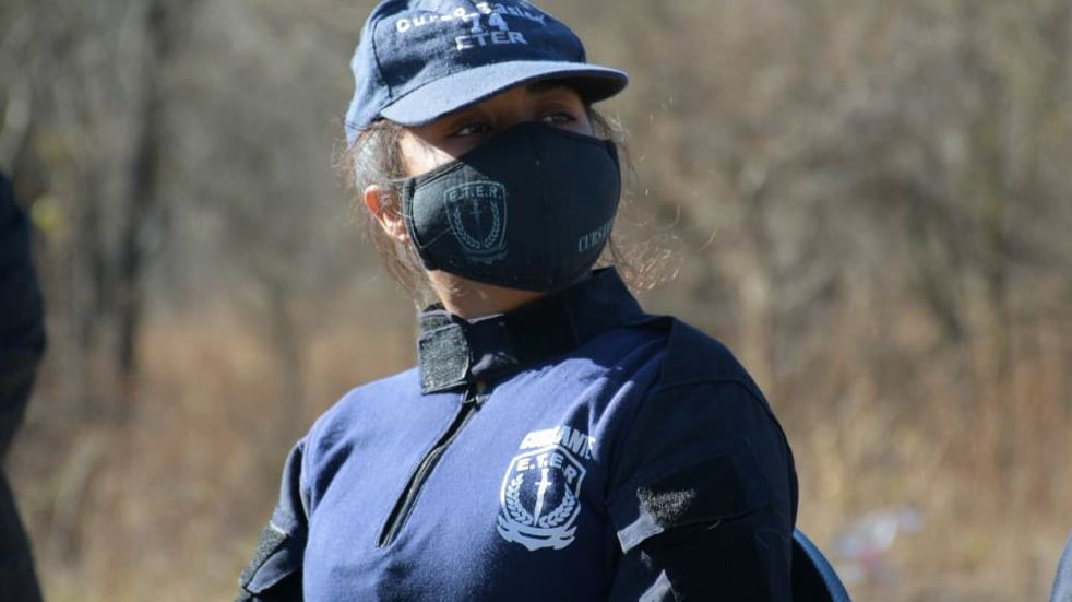 Por primera vez, el ETER sumó personal femenino en Córdoba