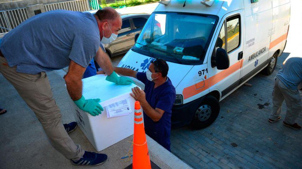 Vacunación en Córdoba: aplicaron otras 42.462 dosis