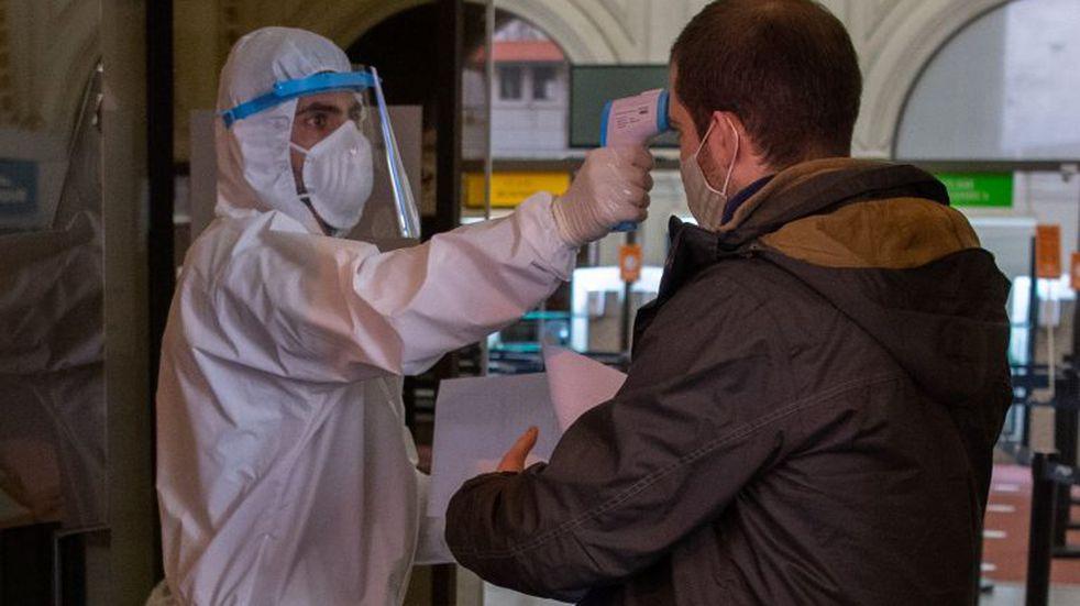 Coronavirus: situación epidemiológica en Santa Cruz
