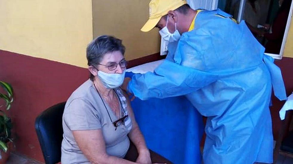 Plan de Vacunación: iniciará la aplicación de la segunda dosis de SPUTNIK V