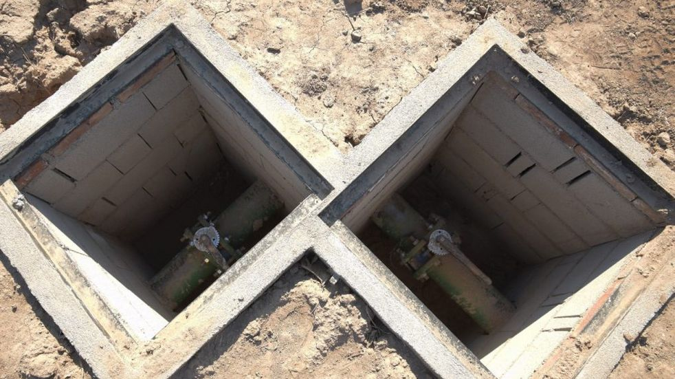 La obra del pozo de agua Nº 8 en Arroyito tiene un gran avance