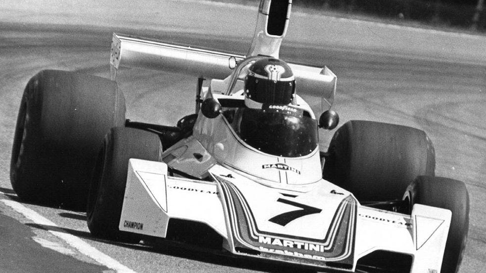 Así fue la histórica carrera en la que Carlos Reutemann se quedó sin nafta en la vuelta final
