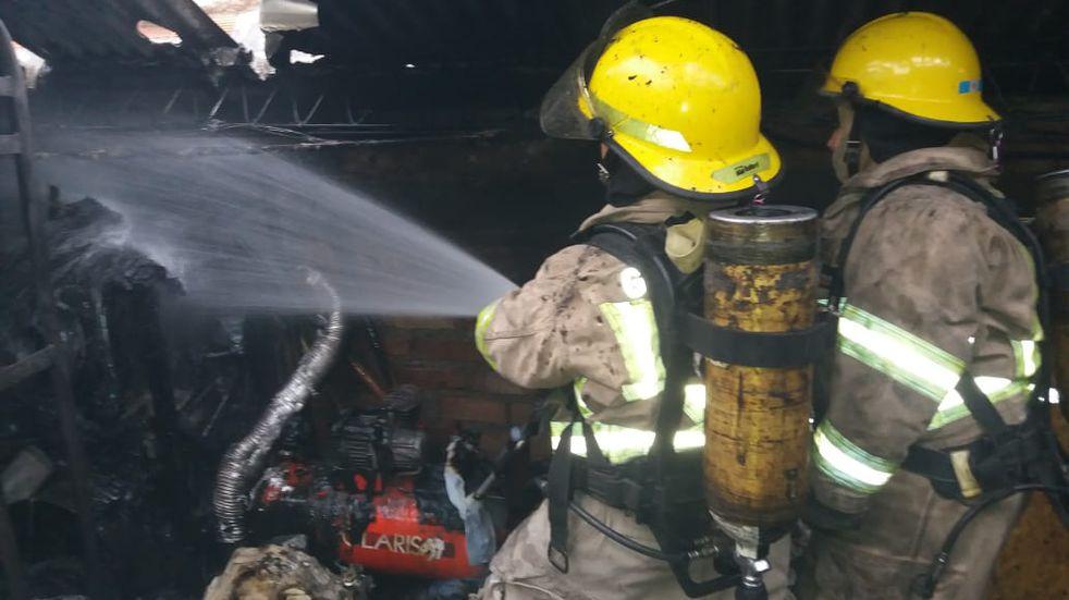 San Luis será el anfitrión de un evento nacional de bomberos