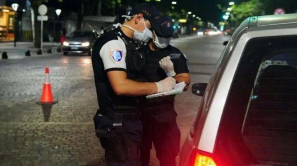 En Mendoza hay más de 2.300 imputados por incumplir el aislamiento obligatorio