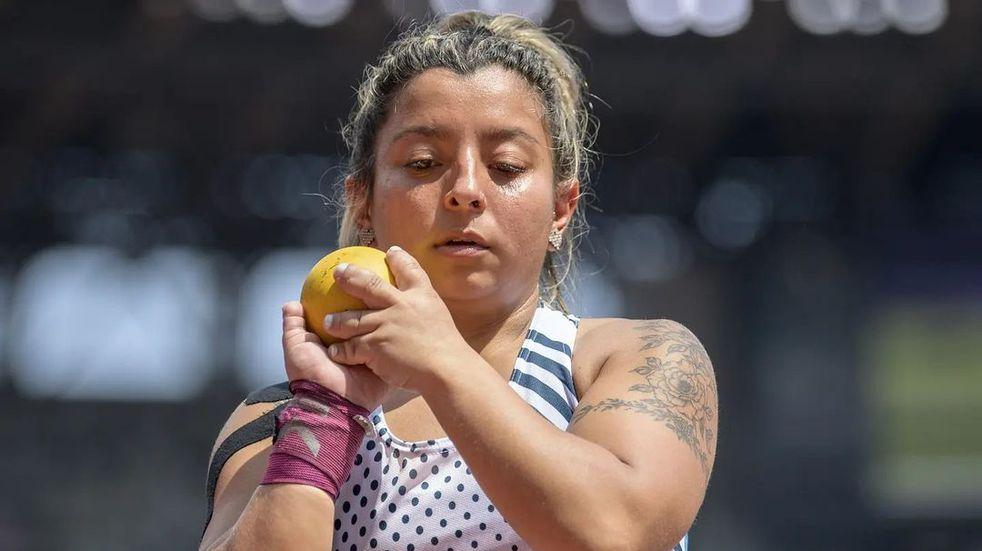 Antonella Ruiz Díaz consiguió la primera medalla para Argentina en los Juegos Paralímpicos