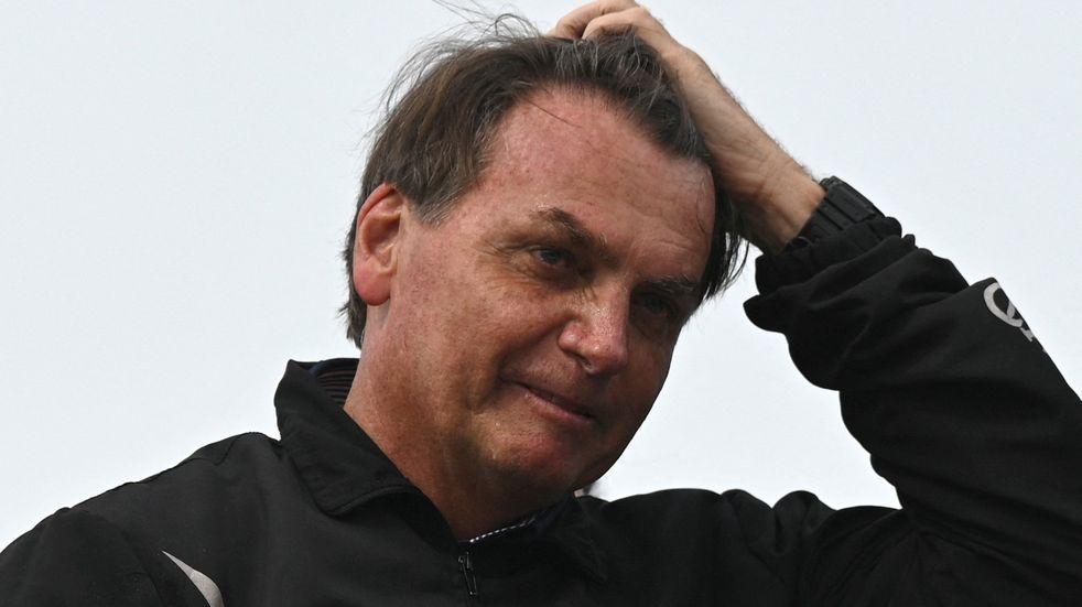 Jair Bolsonaro recibió el alta médico tras estar cuatro días internado