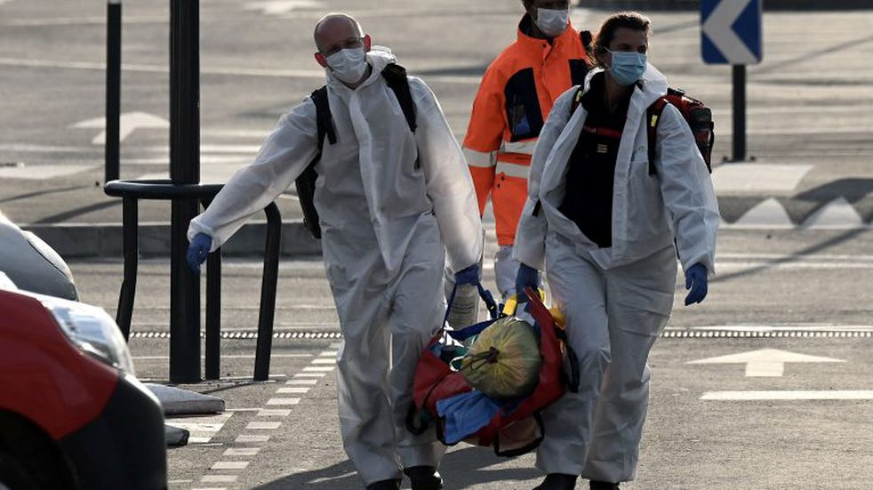 Coronavirus: 50 mil muertos en el mundo y más de un millón de infectados