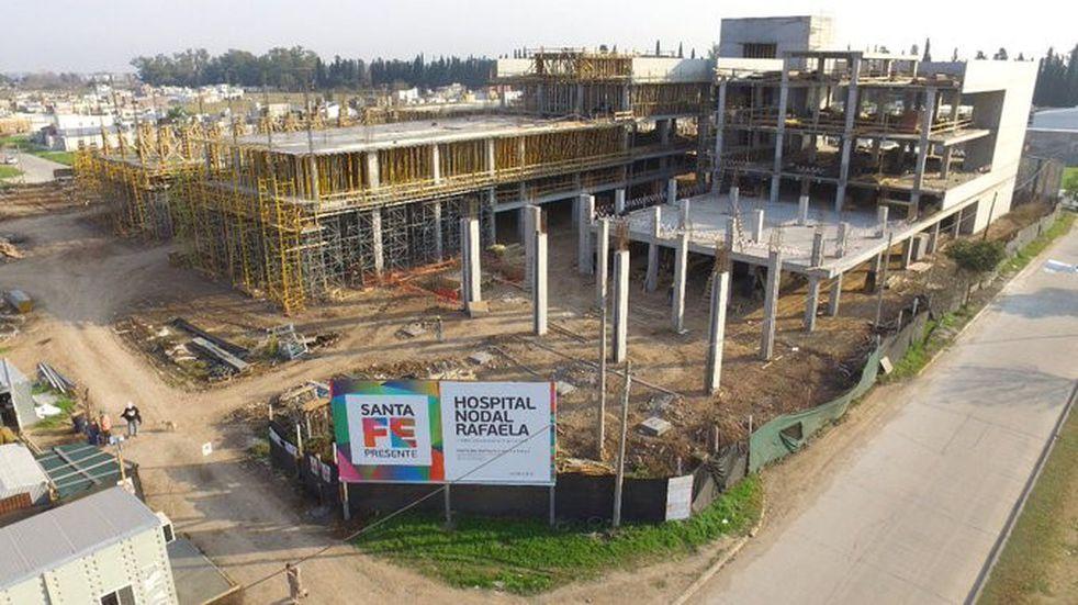 Quieren saber qué pasa con la construcción del nuevo Hospital