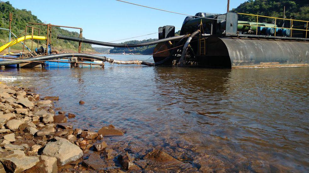 Lograron estabilizar la producción de agua potable en la planta de agua en Iguazú