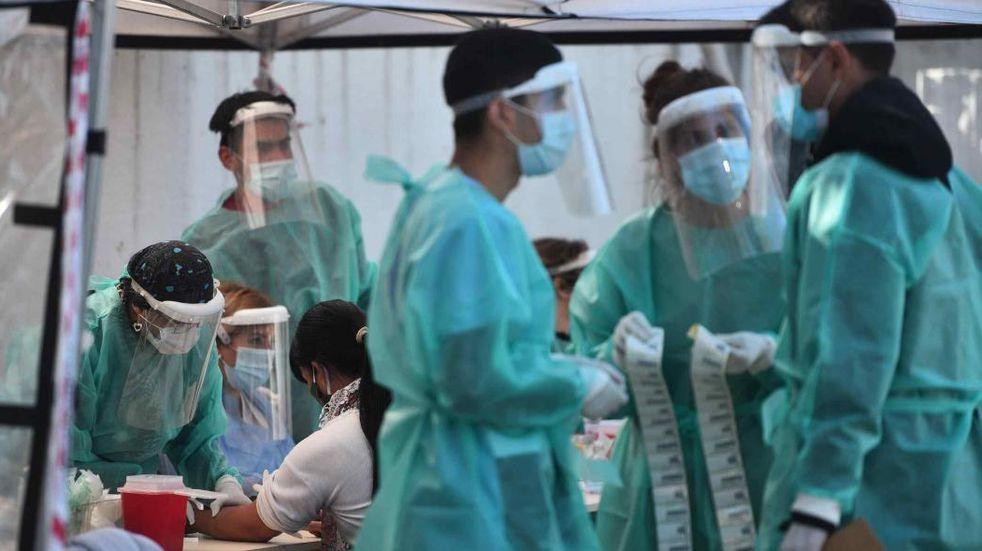 Coronavirus en Argentina: nuevo récord de 29.472 casos en las últimas 24 horas