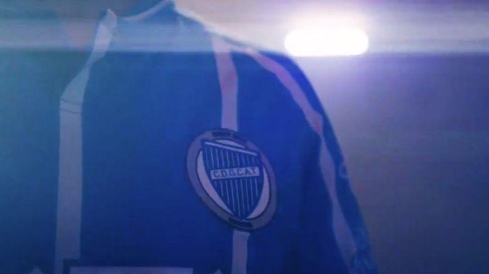 Godoy Cruz presentó su nueva camiseta