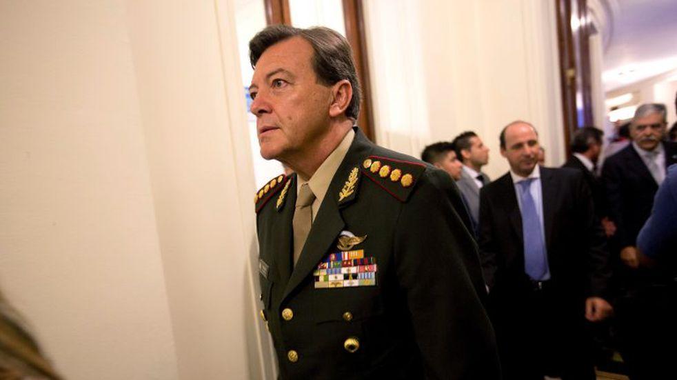 Fue absuelto César Milani por la desaparición del soldado Ledo