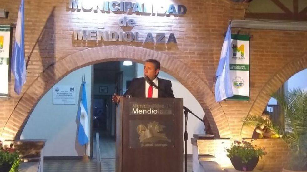 "Mendiolaza: ""Supe dominar al poder"""