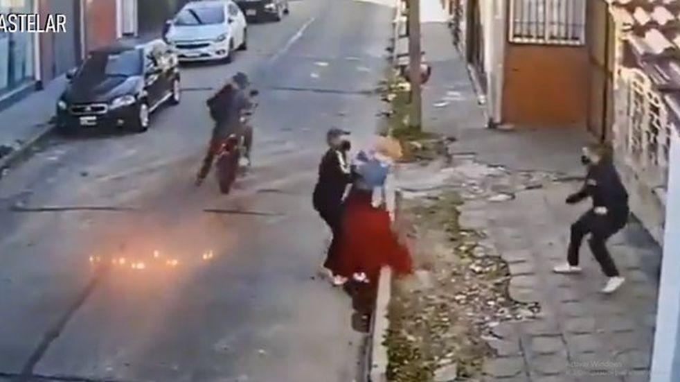 Un inspector de tránsito robó en Castelar y se negó a declarar ante la Justicia