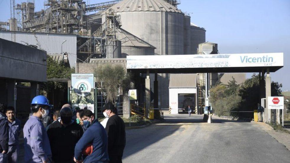 La agroexportadora entró en cesación de pagos hace diez meses. (FOTOS CLARÍN)