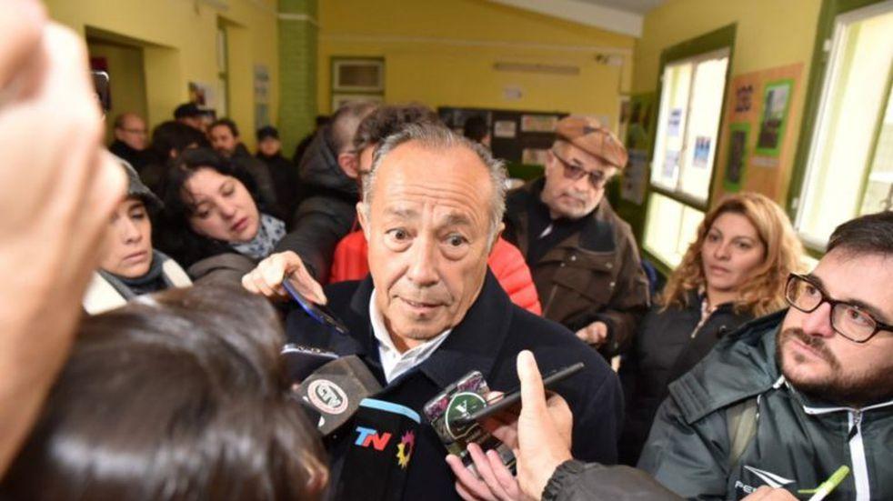 """Adolfo Rodríguez Saá presentó un nuevo partido político en San Luis """"con esencia peronista"""""""