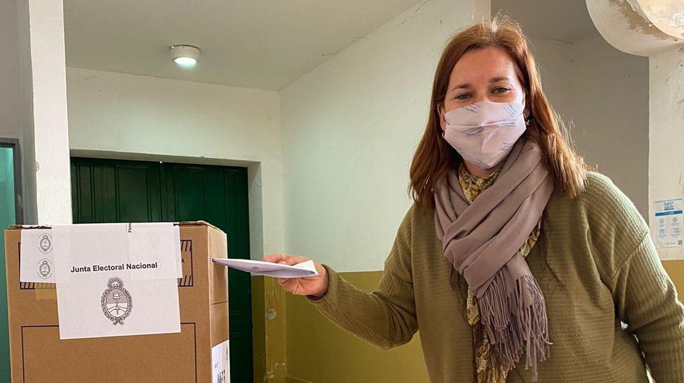 """Elecciones PASO en Tres Arroyos: Daiana De Grazia """"es una jornada tranquila"""""""