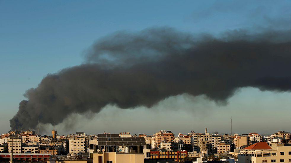 """Estados Unidos advirtió a Israel que la seguridad de los medios es """"crucial"""" tras el ataque en Gaza"""