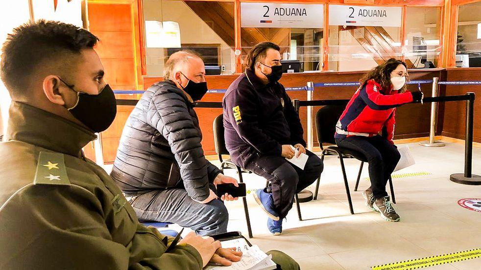Tierra del Fuego: informaron los requisitos para cruzar la frontera