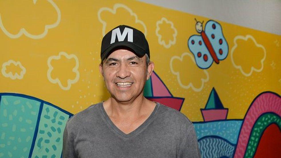 Carlos Paz será el lienzo de una nueva obra de arte del pintor Mario Lange