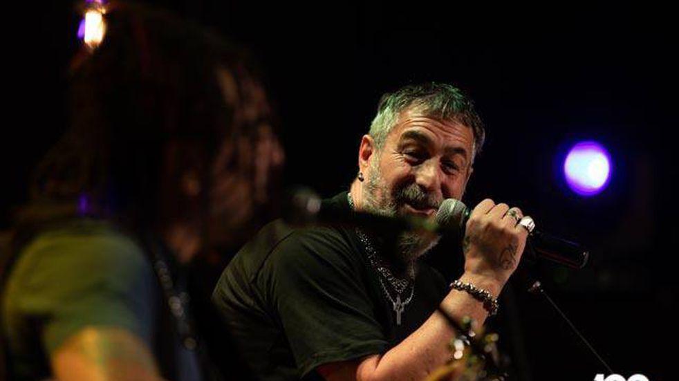 Rio Grande: el Mono y Maikel realizaron un show acústico