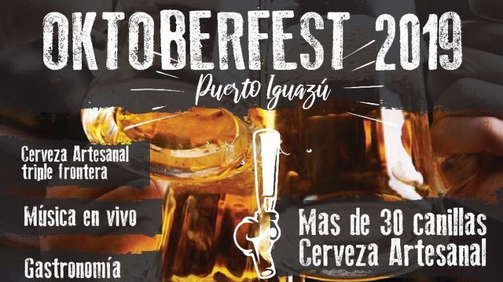 El OktoberFest llega a la ciudad este sábado desde las 17 horas