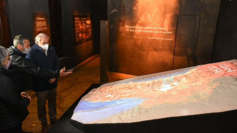 El Museo de Güemes recorrerá los 60 municipios de Salta celebrando al prócer