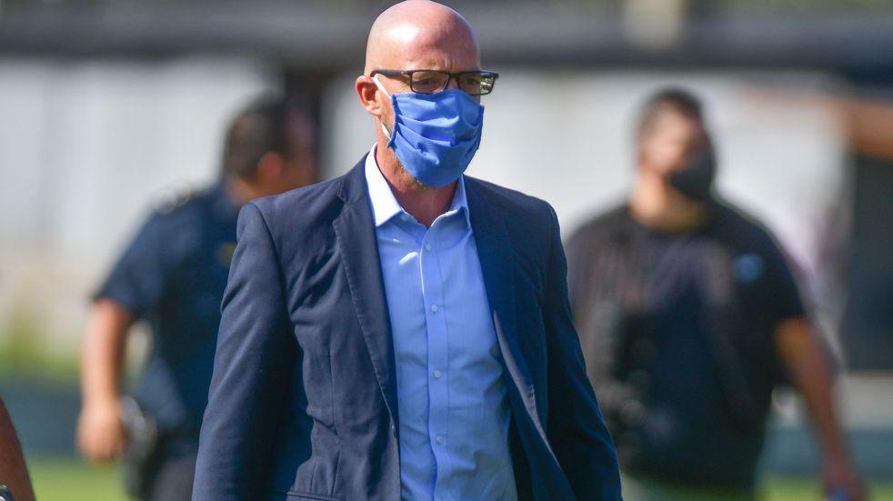 Belgrano dio los detalles sobre la rescisión de contrato de Alejandro Orfila