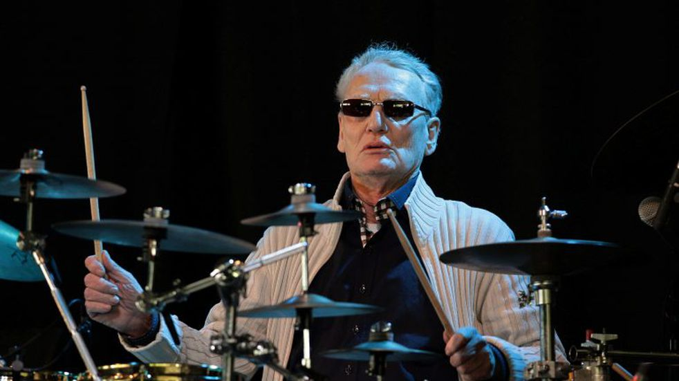 Murió Ginger Baker, el baterista que integró Cream junto a Eric Clapton