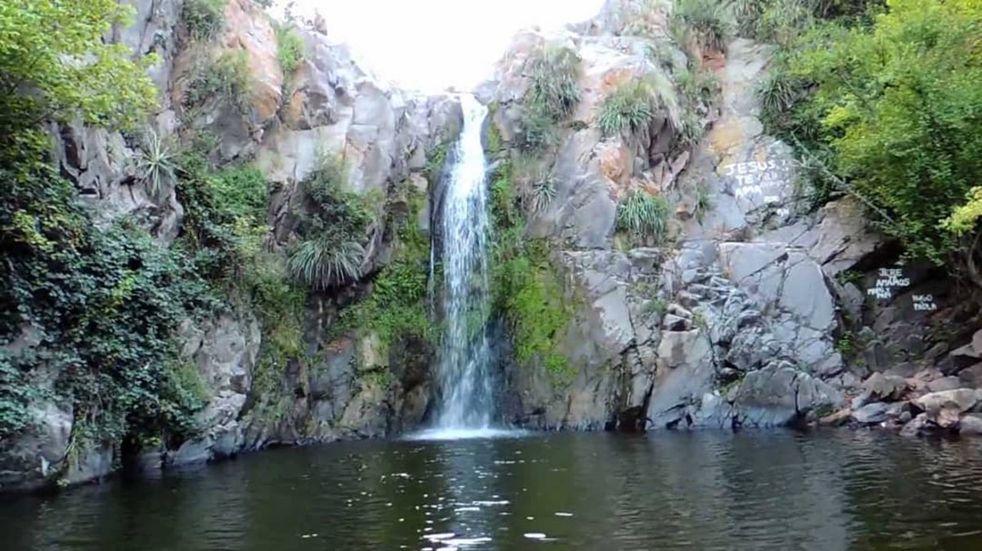 La Estancita, uno de los bellos rincones de las sierras de Córdoba.