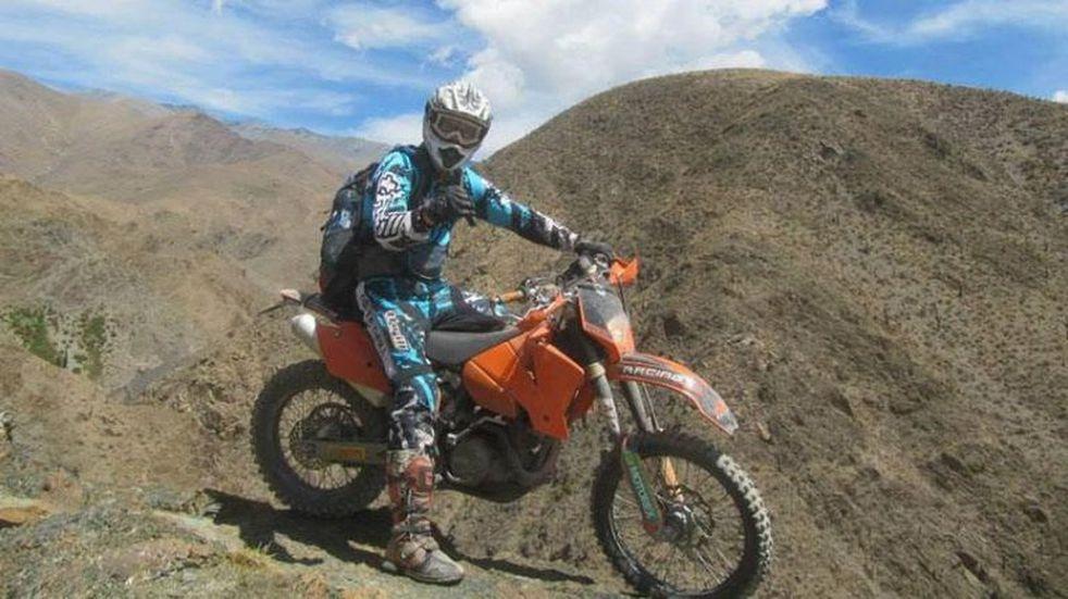 Rescataron a dos motociclistas que estaban perdidos en El Nihuil