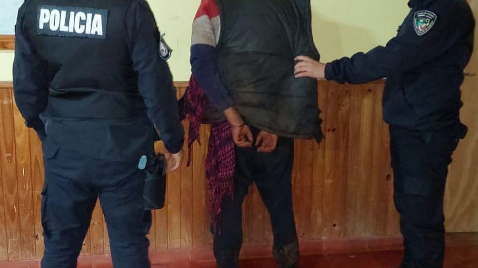 Dos de Mayo: detuvieron a un hombre tras robar una estación de servicio.