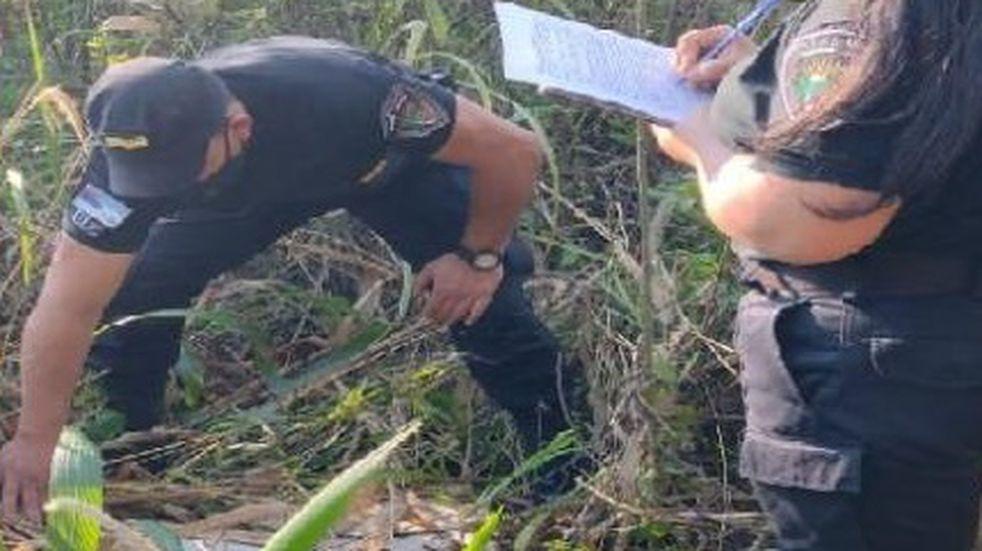 Detuvieron a un joven con objetos robados en Colonia Victoria