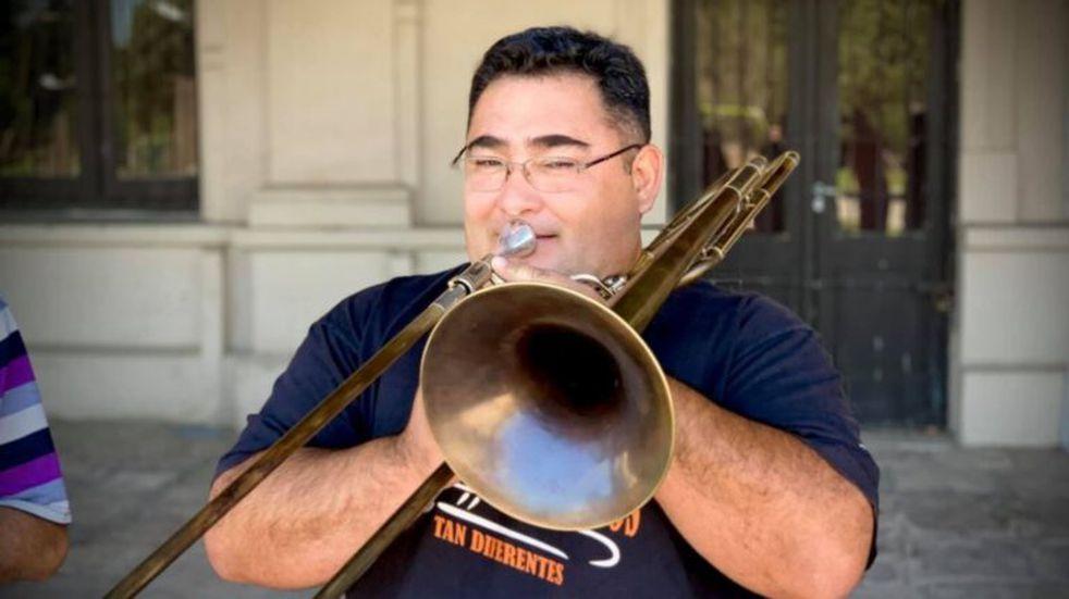 Dolor en la música puntana por la muerte de Sergio Daniel Ochoa