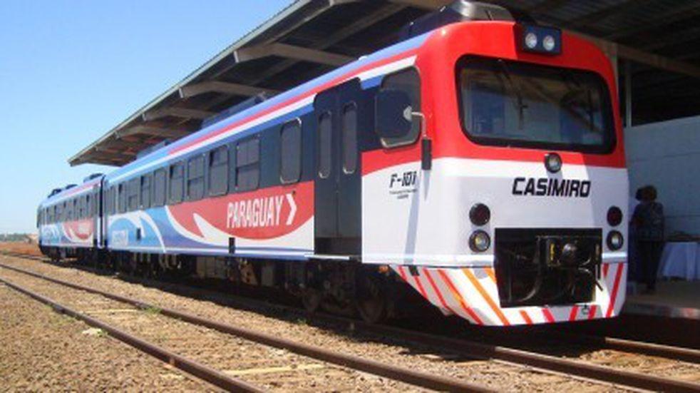 Un paro aduanero frena hoy al tren que cruza de Posadas a Encarnación
