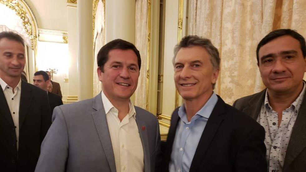 Arroyito: El presidente Macri se reunirá en proximidades del Obrador de la Autopista 19