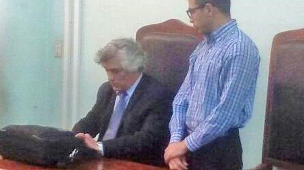 Piden captura internacional del hijo del Senador Provincial Bofill