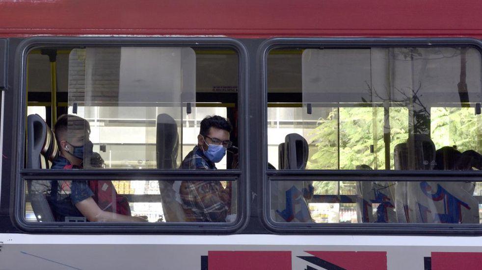 Coronavirus en Córdoba: refuerzan controles en el transporte urbano