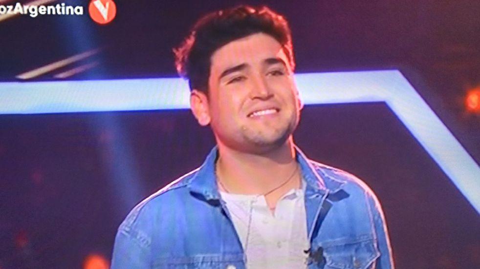La Voz Argentina: Tomás Peñaloza cantó una de Mau y Ricky y quedó en su equipo