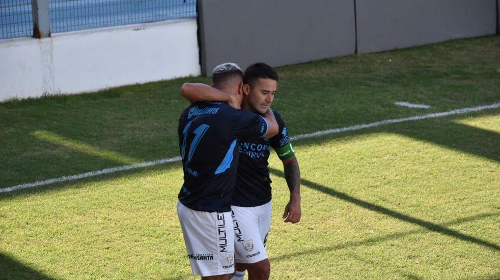 Vídeo: el increíble gol de un ex delantero de Belgrano a un arquero que pasó por Talleres