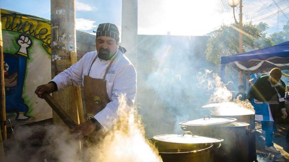 Saldán: La receta ganadora del locro estará en los restaurantes
