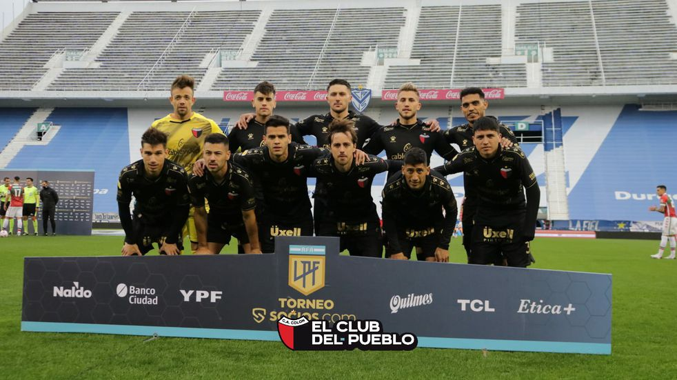 Colón ganó 1-0 a Gimnasia de La Plata