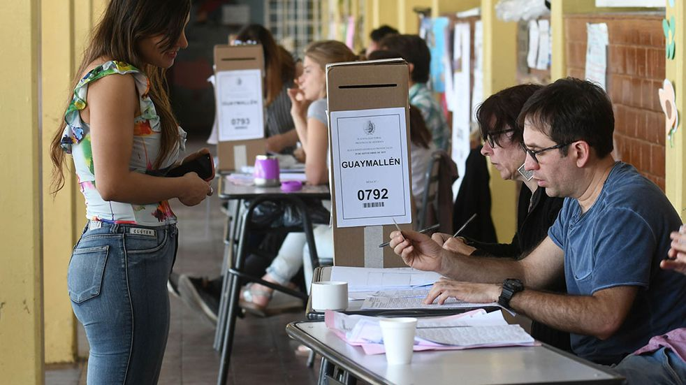 Dónde voto Mendoza 2021: consultá el padrón electoral de las PASO