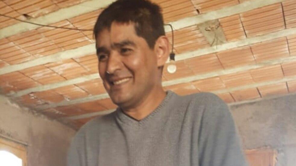 Marcelo Vázquez es buscado desde haca más de 10 días. Desapareció de su casa en Panquehua. Gentileza Ministerio Público Fiscal