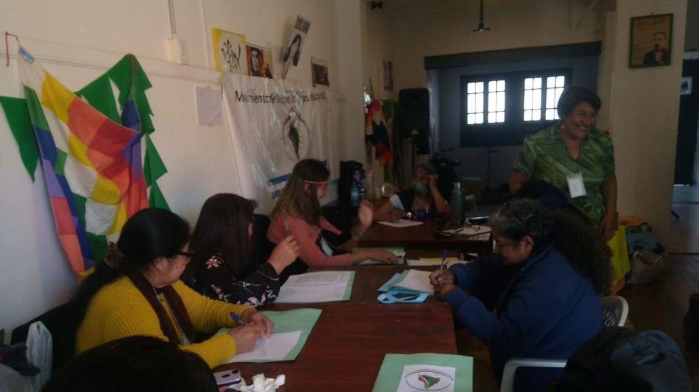 Se celebró el Día Internacional de la Mujer Indígena en Rafaela