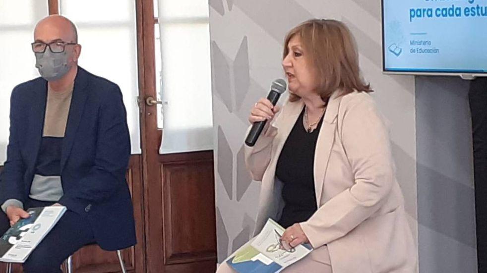 Adriana Cantero confirmó la reapertura de la paritaria docente en Santa Fe