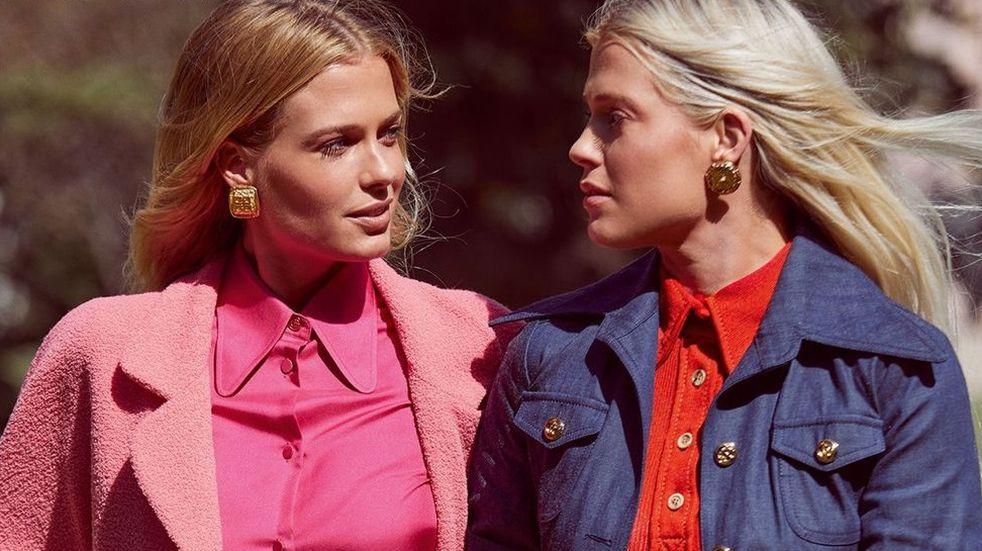 Las sobrinas de Lady Di deslumbran en la tapa de la prestigiosa revista británica Tatler
