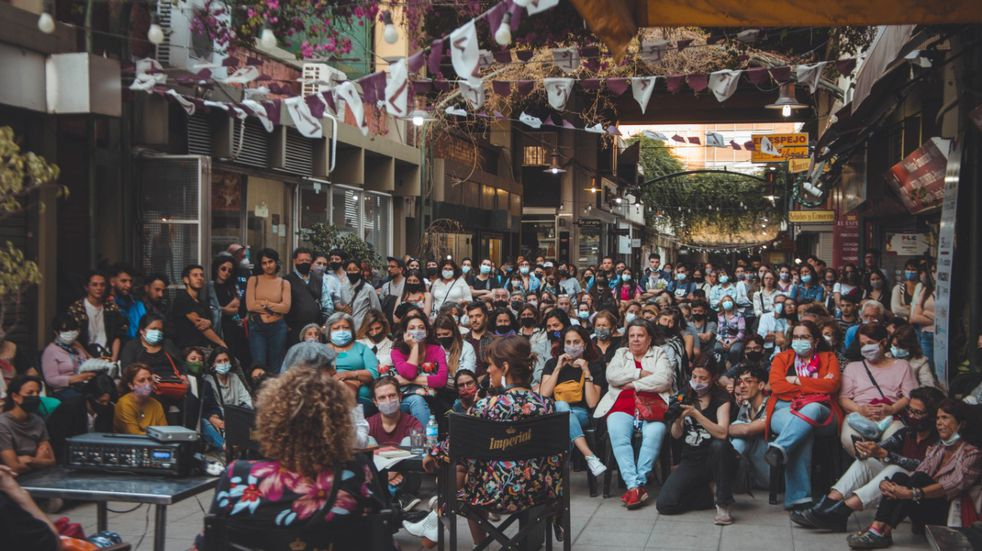 Feria del Libro Córdoba 2021 (Municipalidad de Córdoba)