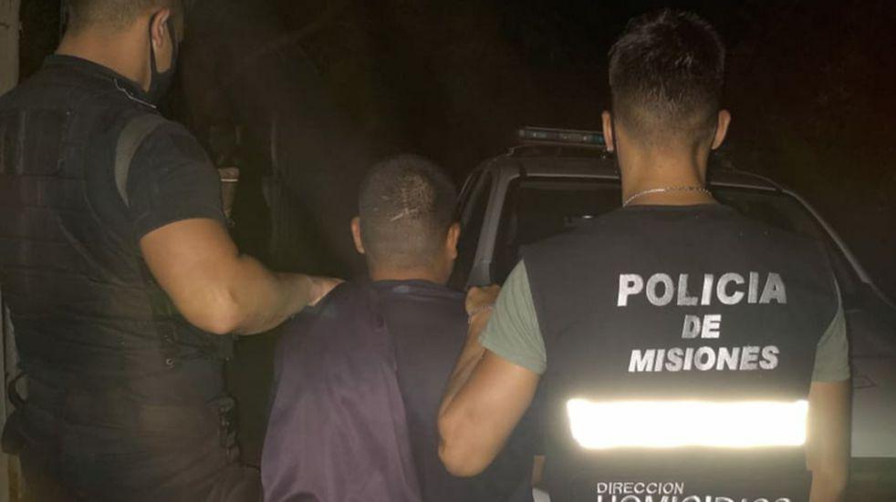Detienen a un hombre en Candelaria acusado de herir de un disparo a un joven
