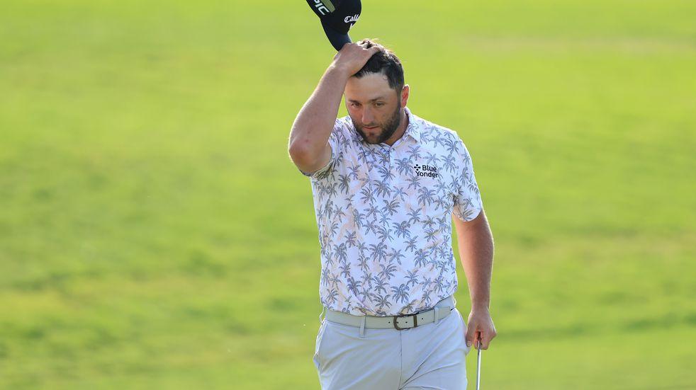 El llanto de Jon Rahm: el golfista perdió una millonada por dar positivo en el torneo que iba ganando